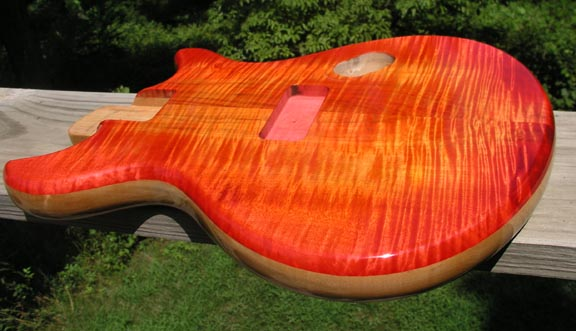 Hand Rubbed Oil Finish Wood And Hand-rubbed Finishes