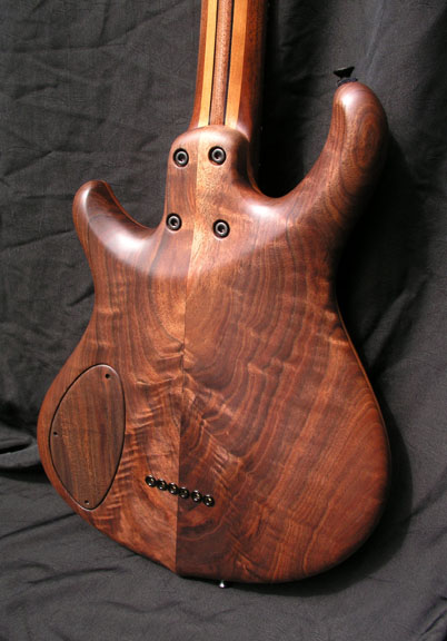 William Jeffrey Jones Guitars Io Blackthorn
